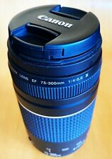 CANON EOS EF 75-300mm III Telephoto Zoom Lens Digital f/4.0-5.6