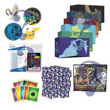 Pokemon Karten Geschenkpaket - Top Trainer Box - 120+ Karten - 3 OVP Booster