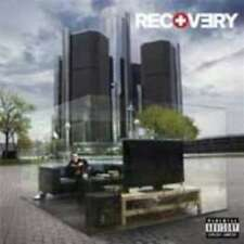 EMINEM RECOVERY CD NEW