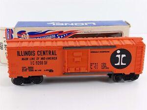 Lionel MPC 9200 Illinois Central Box Car O O27 Gauge