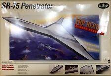 TESTOR 1/72 Scale SR-75 PENETRATOR Airplane Model Kit Spy-plane New sealed 568U