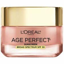 L'Oreal Paris Age Perfect Rosy Tone Broad Spectrum Spf 30 Sunscreen, 1.7 oz Dmg