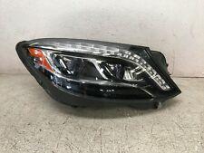 14 15 16 Mercedes S550 S63 S600 Headlight LED Dynamic Right Passenger's Side OEM