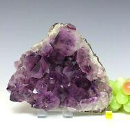 Superb Amethyst Quartz Crystal Cluster Geode - Natural Raw Mineral Healing 2160g