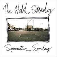 THE HOLD STEADY SEPARATION SUNDAY [WHITE VINYL] NEW VINYL