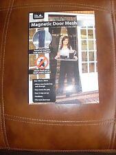Malla de puerta magnética