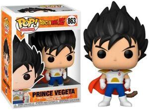 Figurine Dragon Ball Z - Prince Vegeta Pop 10 cm