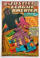 DC | JUSTICE LEAGUE OF AMERICA | NR 59 - (1967) | Z 3 GD