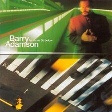 Barry Adamson As Above So Below CD NEW 1998 Magazine