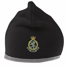 Women's Royal Army Corps Beanie Hat with Embroidered Logo