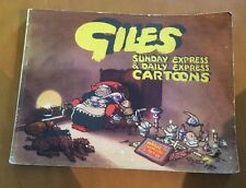 Giles Sunday Express & Daily Express Cartoons Sixth Series from 1951-1952