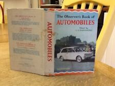 Observers Book Of Automobiles 1964 USA Edition $$