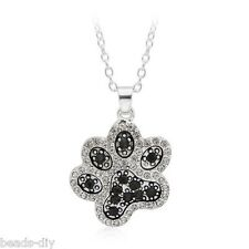 BD Korean Fashion Pet Dog Puppy Claw Necklace Chain Jewelry Foot Accessories