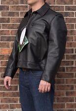Alexander Leather Jacket Horsehide Roadster - Size 46 (Aero Premier Highwayman)