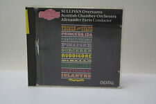 FARIS/SCO - Gilbert/sullivan:overtures - CD - Pre-Owned Good