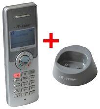 Telekom T-Home Sinus 301i Mobilteil mit Ladeschale für Sinus PA301i Sinus PA302i