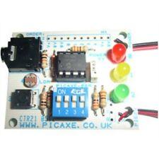 PICAXE-08M Microcontroller School Experimenter Kit (5pk)