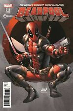 Deadpool #18 Liefeld variant NM- or better