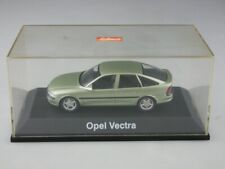 Schuco 1/43 Opel Vectra B Fließheck 5 Türer lightgreenmet Limited mit Box 515529
