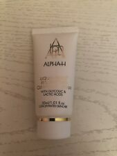 2x30ml ALPHA-H Liquid Gold Resurfacing Cleansing Cream Travel Sizes