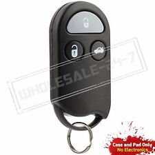 Replacement For 2000 2001 Nissan Altima Key Fob Shell Case