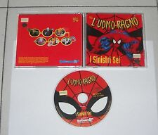 Game Pc Cd L''SPIDERMAN Insured Events Six Marvel - Byron 1996 Cd Rom