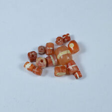 ANCIENT PYU ETCHED CARNELIAN  BEADS 001.20