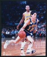 John Stockton Utah Jazz Basketball NBA Unsigned 8x10 Color Photo