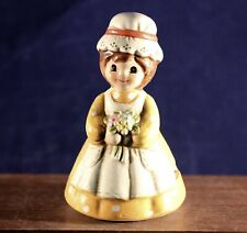 Vintage 3.5 In. Girl Figurine. Made In Japan