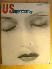 États-unis Caméra Magazine Avril 1946 Serge Balkin Nus Surprise Cheesecake Brady