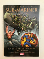 Marvel Masterworks Golden Age Sub-Mariner Volume 1 TPB Softcover 1st Print