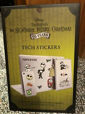 Disney Loungefly Nightmare Before Christmas Tech Stickers iPhone Apple Laptop