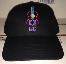 Rock the FALLS Seneca Niagara MUSIC Fest 2004 Hat VTG Festival Cap NYC New York