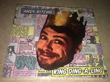 Andy Ritchie King Ding-A-Ling CD New Sealed Comedy 2011
