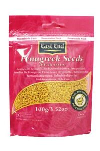 East End Pure Fenugreek Seeds / Methi Seeds (Free Delivery)