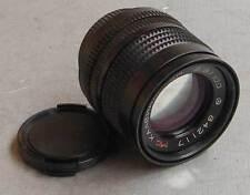 MC Kaleinar-5N 2.8/100mm Soviet Arsenal lens Auto with Nikon mount EXC!