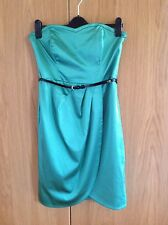 COAST emerald green ladies dress UK12 EXCELLENT CONDITION!!! WEDDING / PROM