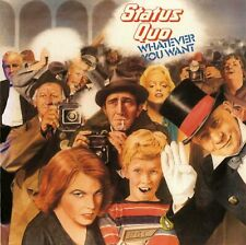 STATUS QUO - WHATEVER YOU WANT (DELUXE EDITION) [2 CD] NEW & SEALED