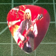 TOM PETTY COLLECTABLE GUITAR PICK LIVE ACTION!