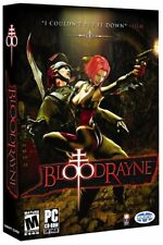 BloodRayne PC US Version New in Box Rare Blood Rayne