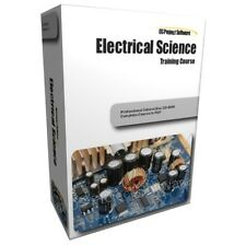 Electrical Science Electronics Engineering Training Course Guide Manual CD