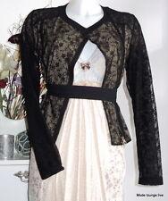 Vive María blouse blazer Lovely Lace blouse XS 34 36 s nuevo Jacket chaqueta punta