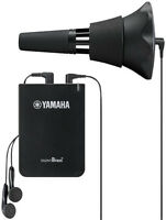 Yamaha SB7X-2 SILENT Brass System for Trumpet w/ Pickup Mute & Personal Studio