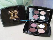 Lancome Color Design EyeShadow Quad Compact DAYLIGHT COLOR DU JOUR GAZE LEZARD