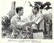 William Holden close up in The 7th Dawn 1964 vintage movie photo 9009