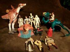 Star Wars Loose Lot of 12 8 Clicks Obi Wan On Boga Obi-Wan Kenobi Droid + Vint