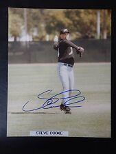 """Steve Cooke Autographed 8"""" X 10"""" Photograph"""