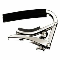 New Shubb S1 S-Series Deluxe Steel String Guitar Capo, Stainless Steel