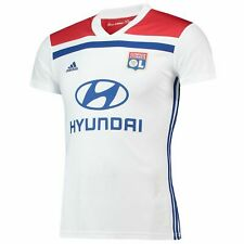 Adidas Olympique Lyon Kids Home Shirt 2018/19   (9-10 Years)