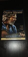 Crazy Heart (DVD) Jeff Bridges Robert Duvall